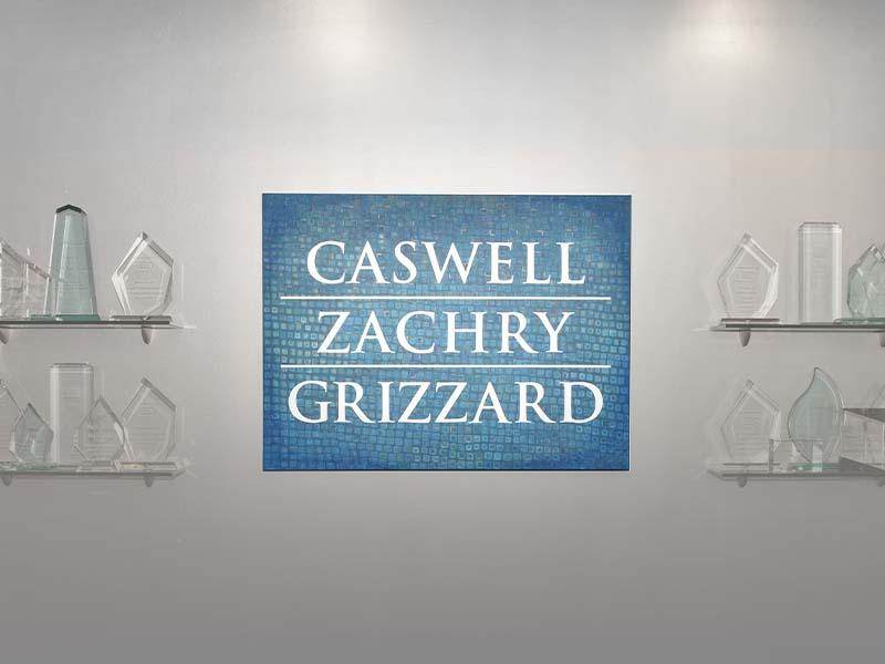 CZG Entry Signage
