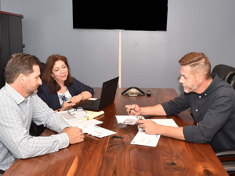 Conference Room Meeting