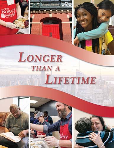 Longer than a Lifetime Booklet Cover